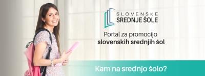SLOVENSKE SREDNJE ŠOLE