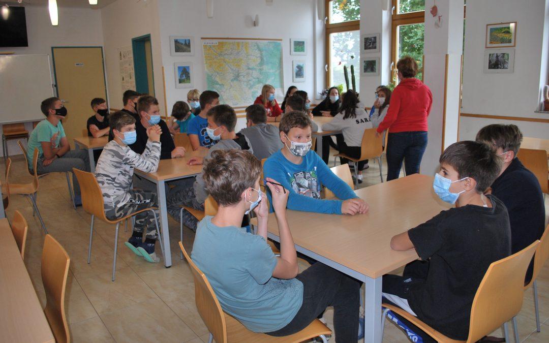 CŠOD PLANINKA – naravoslovni tabora za učence od 7. do 9. razreda